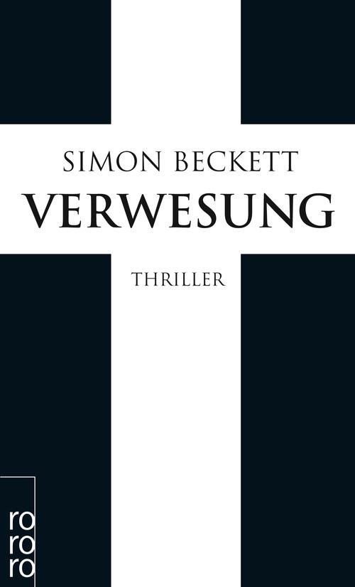 Verwesung - Simon Beckett [Taschenbuch]
