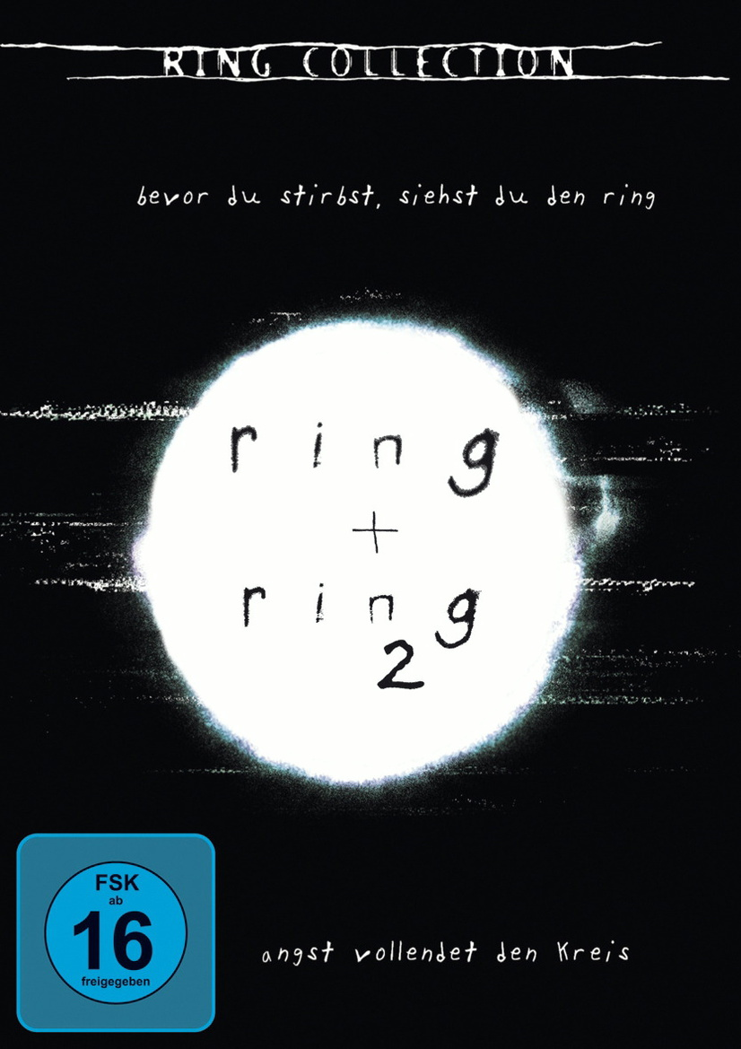 Ring Collection: The Ring 1+2 [2 DVDs]
