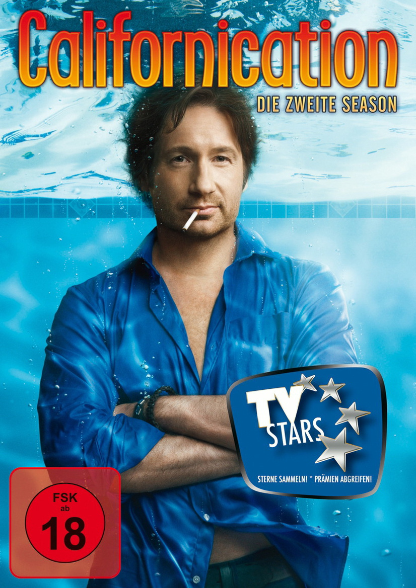 Californication - Die zweite Season [2 DVDs]