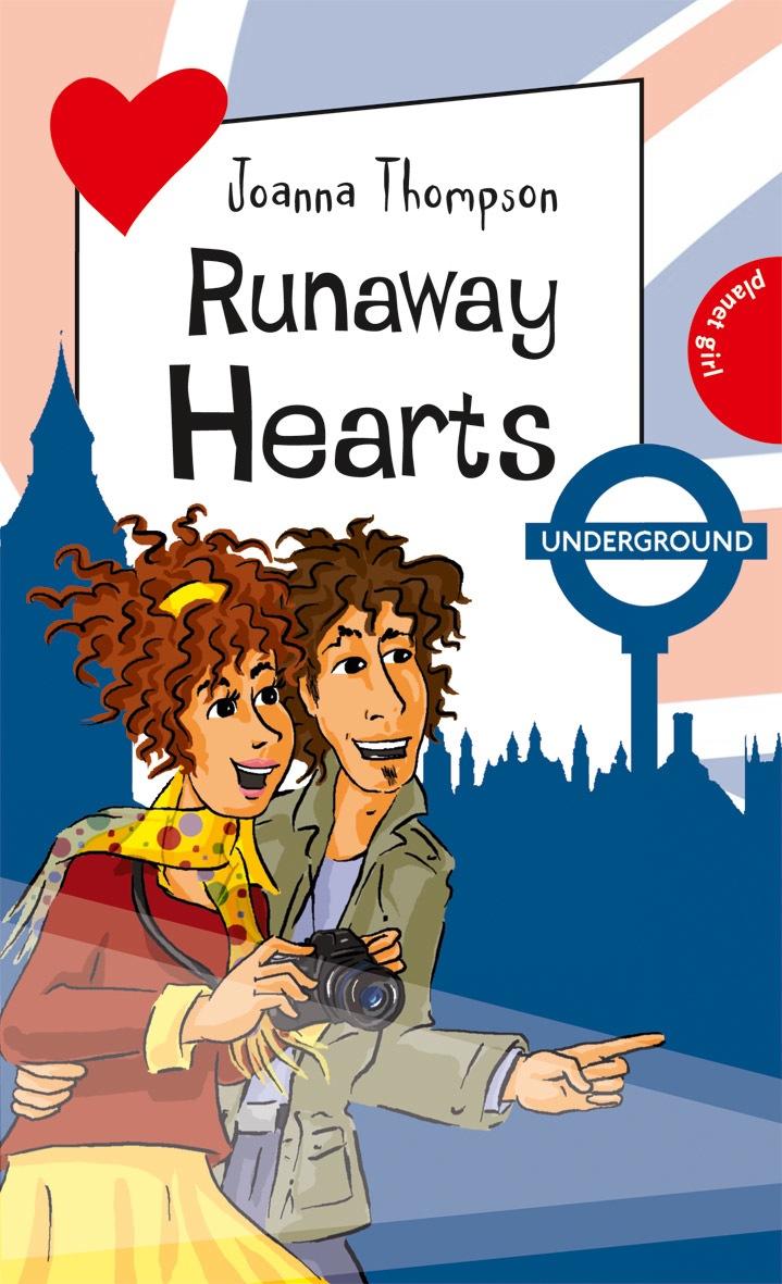 Girls´ School - Runaway Hearts: Underground - Joanna Thompson
