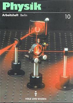 Physik - Berlin: Physik, Neuausgabe, Arbeitshef...