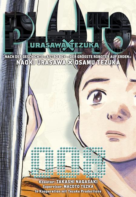 Pluto: Urasawa X Tezuka, Band 8 - Takashi Nagasaki
