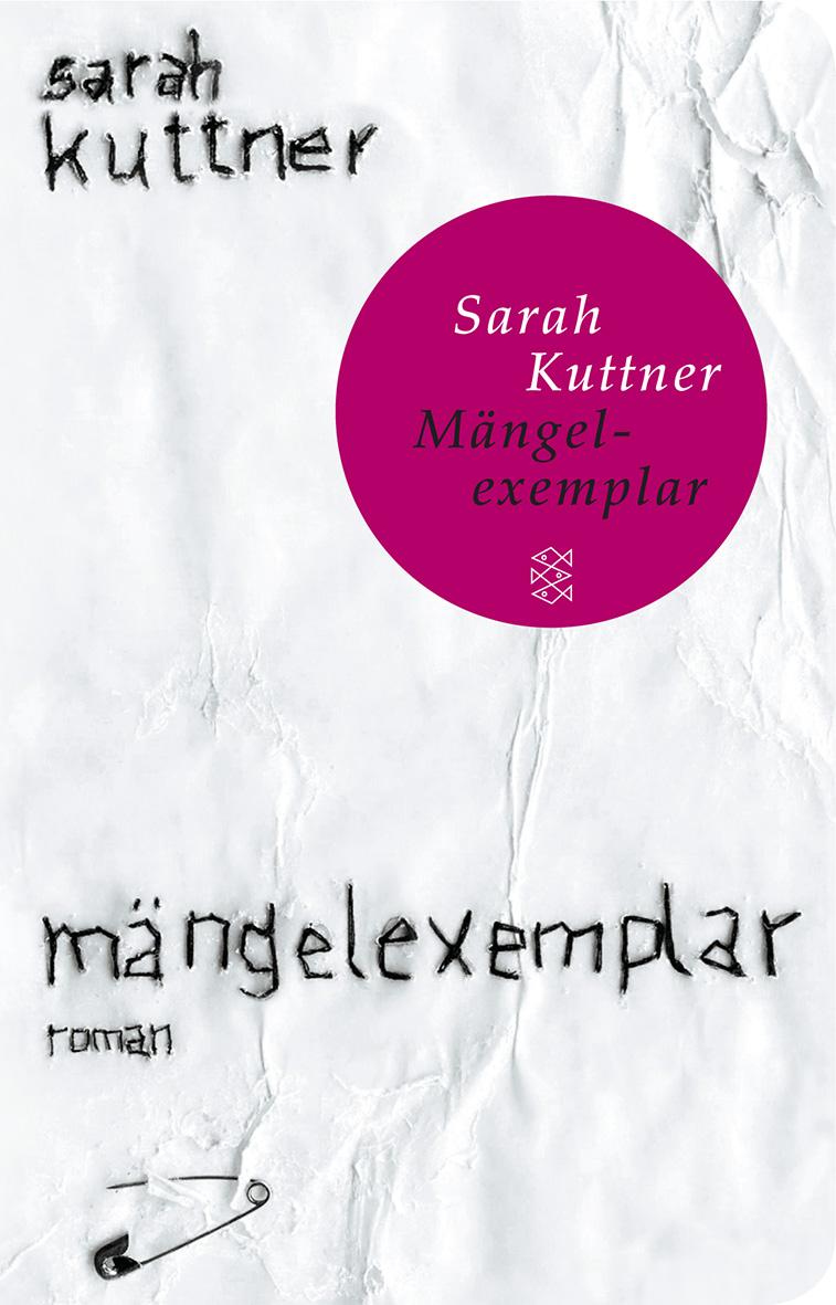 Mängelexemplar - Sarah Kuttner