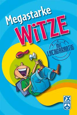 Megastarke Witze: Für coole Kids - Diverse