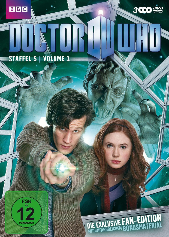 Doctor Who - Staffel 5.1 [Fan Edition, 3 DVDs]