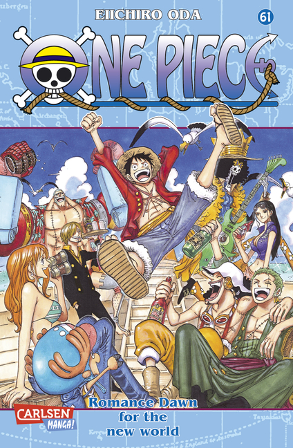 One Piece, Band 61 - Eiichiro Oda