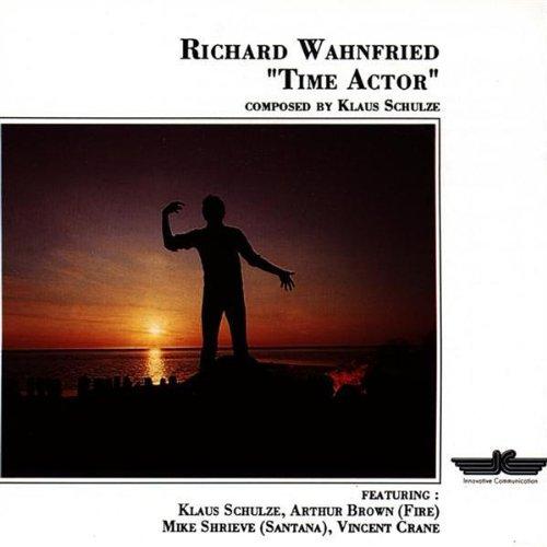 Richard Wahnfried - Time Actor Pop Meets Art