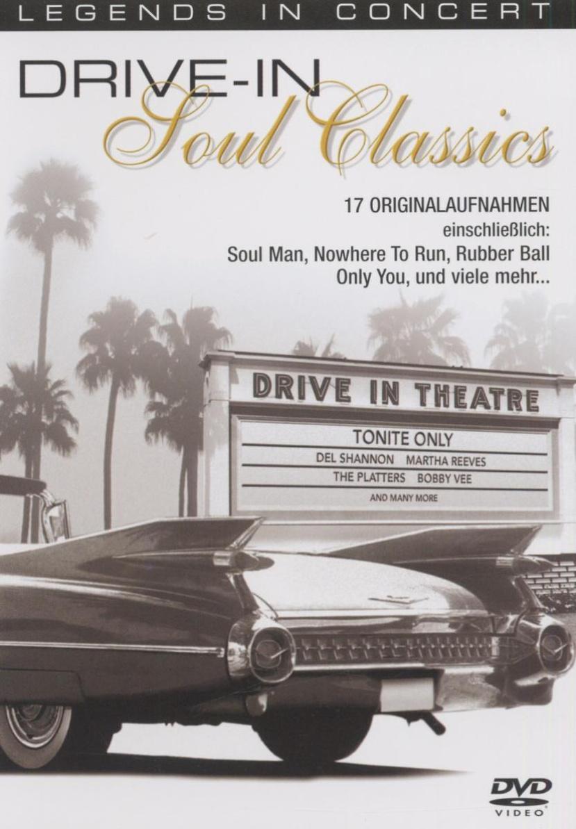 Various Artists - Soul (Legends in Concert)