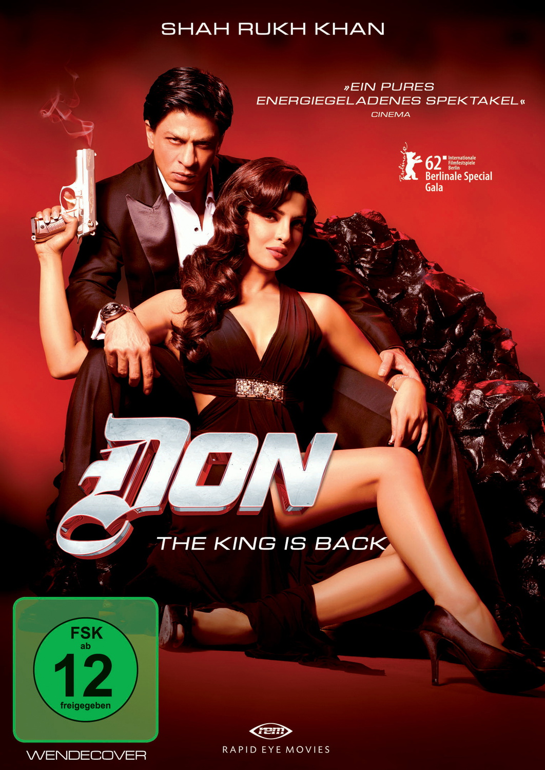 Don - The King Is Back [Special Edition, 2 DVDs]