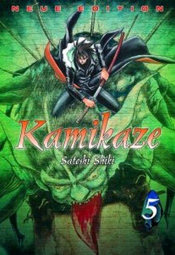 Kamikaze. Neue Edition 05: BD 5 - Satoshi Shiki