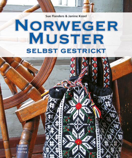 Norwegermuster: Selbst gestrickt - Sue Flanders