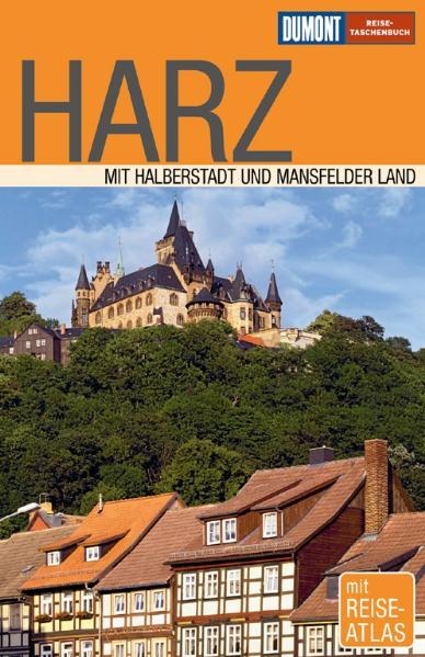 DuMont Reise-Taschenbuch Harz. Mit Halberstadt ...