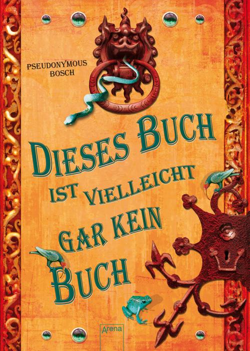 Dieses Buch ist vielleicht gar kein Buch - Pseudonymus Bosch