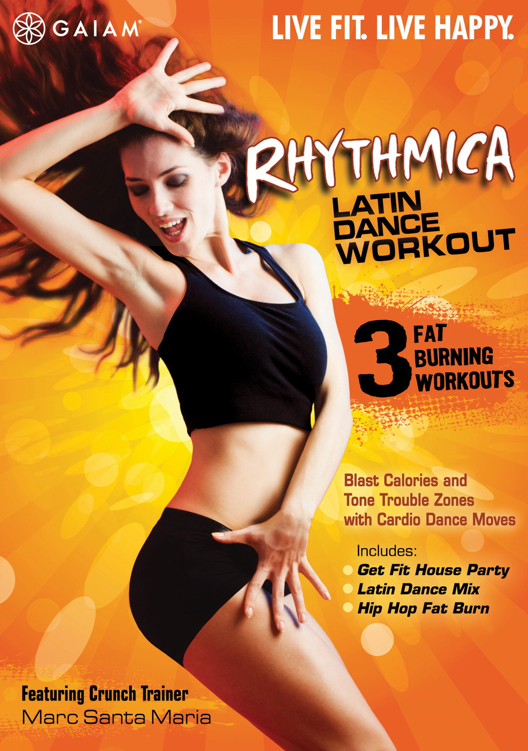 Gaiam: Rhythmica - Latin Dance Workout