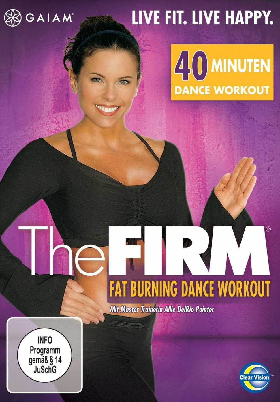 Gaiam: The Firm - Fat Burning Dance Workout
