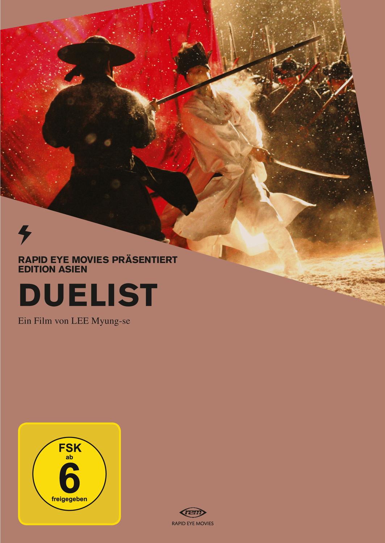 Rapid Eye Movies Edition Asien: Duelist