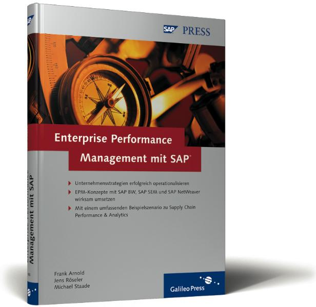 Enterprise Performance Management mit SAP: Unte...