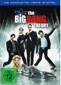 The Big Bang Theory - Staffel 4 [3 DVDs]