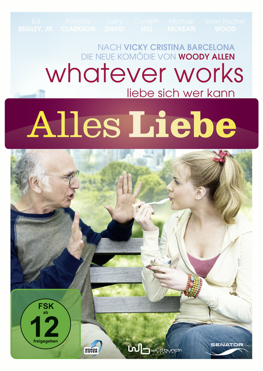 Whatever Works [Alles Liebe Edition]