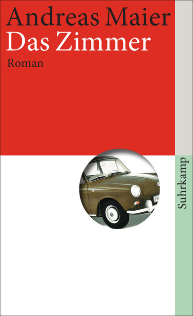 Das Zimmer: Roman (suhrkamp taschenbuch) - Andreas Maier
