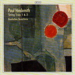 P. Hindemith - Paul Hindemith - Streichtrios 1 & 2