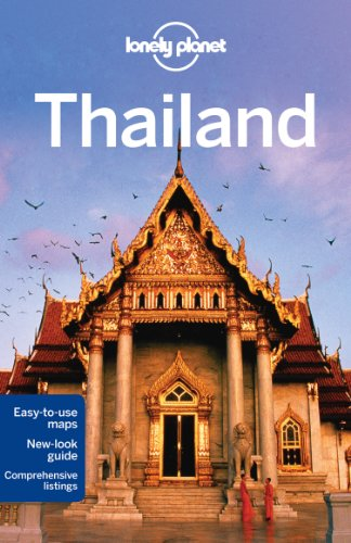 Thailand (Lonely Planet Thailand) - China Williams