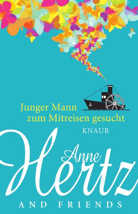 Junger Mann zum Mitreisen gesucht - Anne Hertz