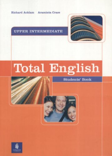 Total English Upper Intermediate Student´s Book...