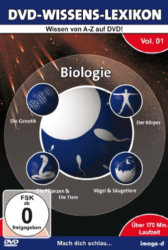 Biologie - DVD-Wissens-Lexikon