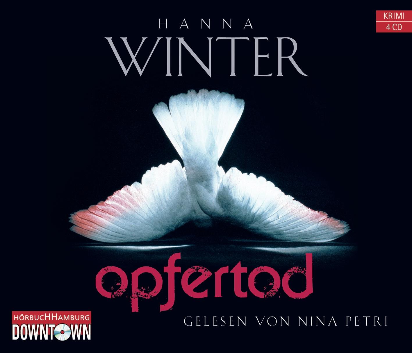 Opfertod (4 CDs) - Hanna Winter