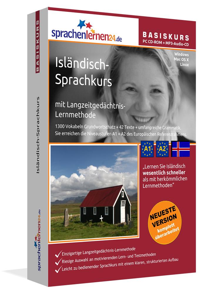 Sprachenlernen24.de Isländisch-Basis-Sprachkurs...