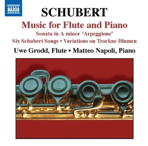 Uwe Grodd - Musik für Flöte und Klavier