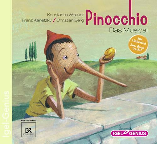 Pinocchio - Das Musical - Konstantin Wecker