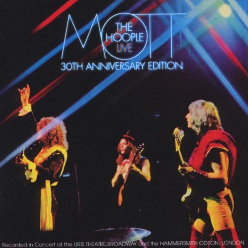 Mott the Hoople - Mott the Hoople Live-Thirtiet...