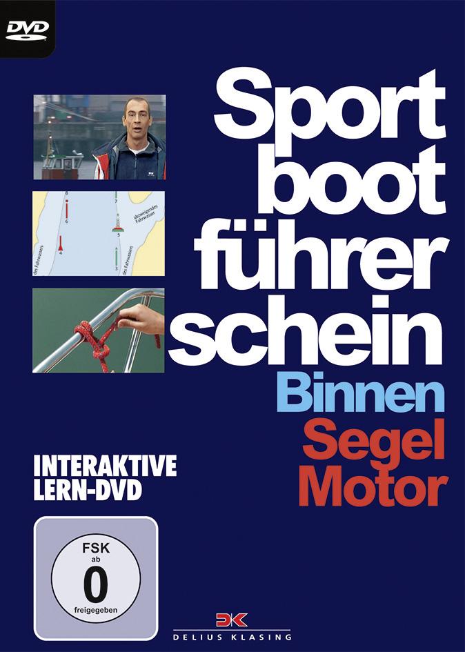 Sportbootführerschein - Binnen/Segel/Motor