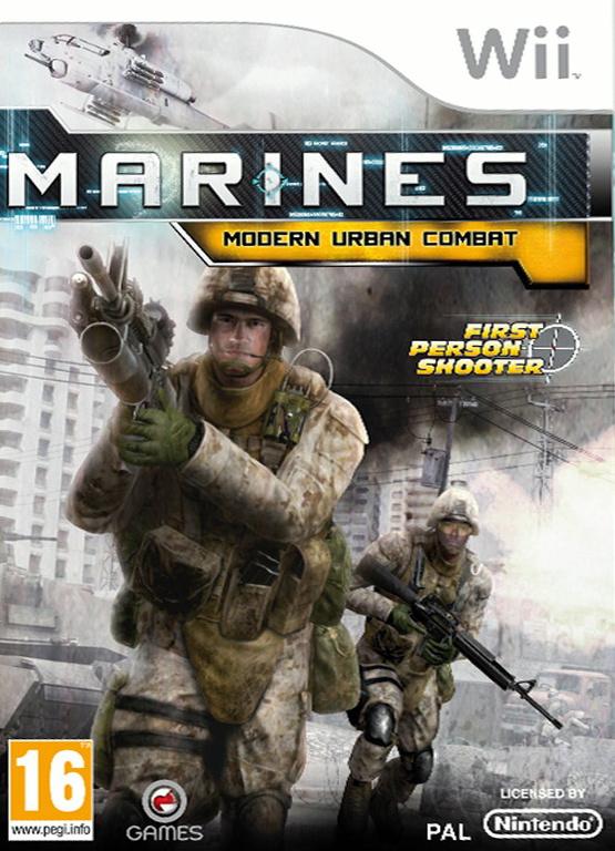 Marines: Modern Urban Combat [inkl. Gun]