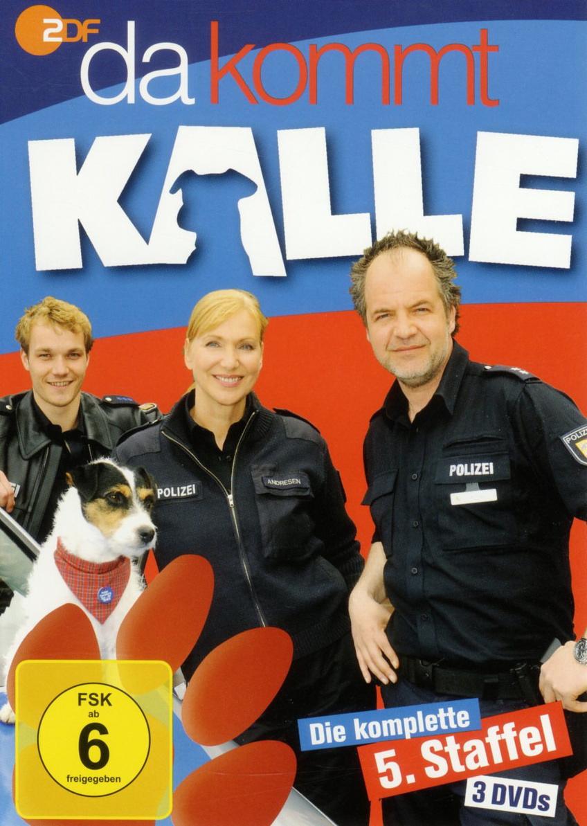 Da kommt Kalle - Die komplette 5. Staffel [3 DVDs]
