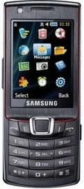 Samsung S7220 Ultra Classic platinum red