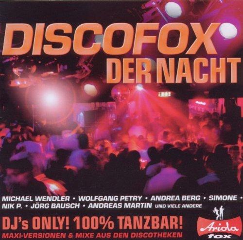 Various - Discofox der Nacht