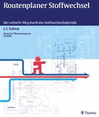Routenplaner Stoffwechsel - J. G. Salway