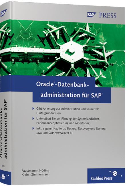 Oracle-Datenbankadministration für SAP (SAP PRE...