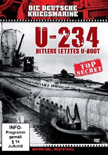 U-234 - Hitlers letztes U-Boot [Special Edition]
