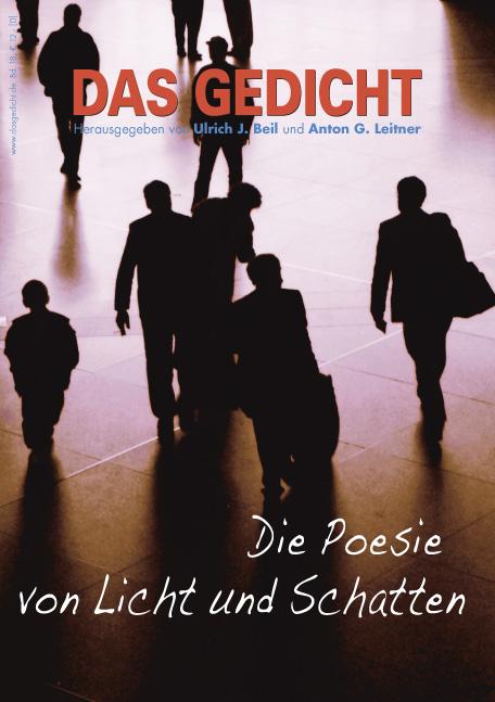 Das Gedicht 18. Zeitschrift für Lyrik, Essay un...