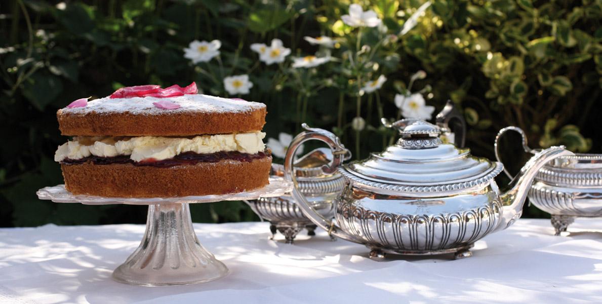Vintage Tea Party - Carolyn Caldicott