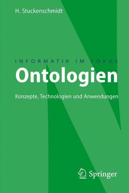 Ontologien: Konzepte, Technologien und Anwendun...