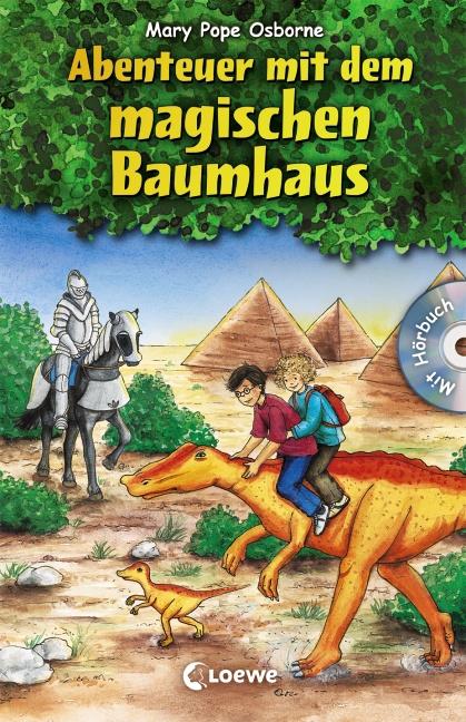 Abenteuer mit dem magischen Baumhaus: Mit Hörbuch-CD Der geheimnisvolle Ritter - Mary Pope Osborne