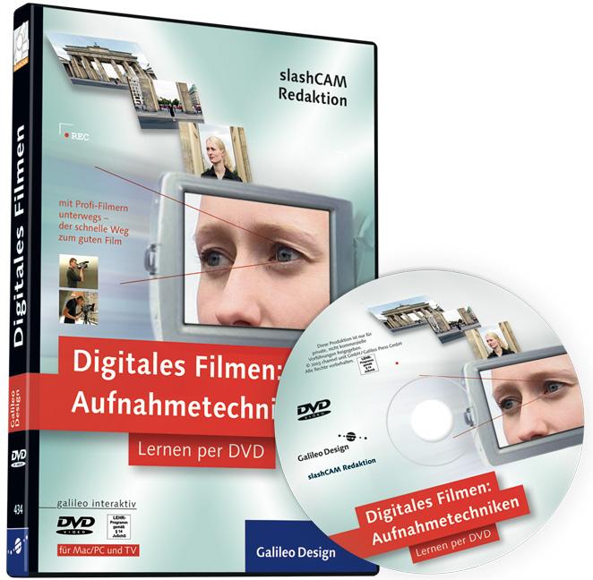 Digitales Filmen: Aufnahmetechniken