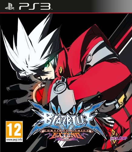 BlazBlue Continuum Shift: Extend (Playstation 3) [Internationale Version]