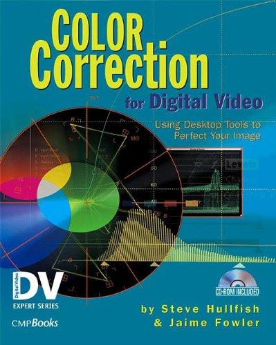 Color Correction for Digital Video. Using Deskt...