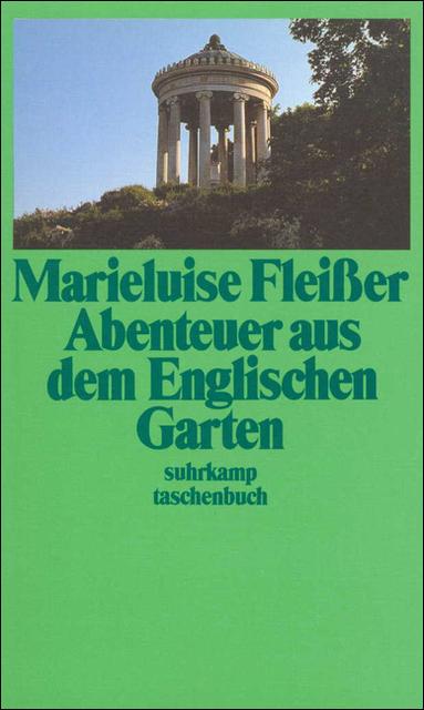 Abenteuer aus dem Englischen Garten: Geschichte...